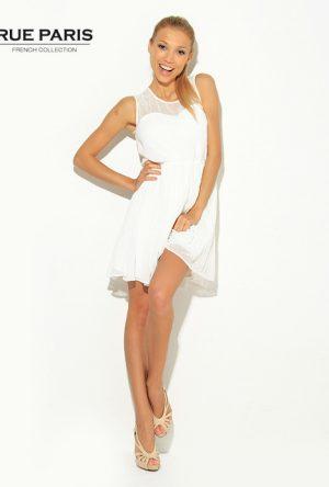 białe letnie sukienki
