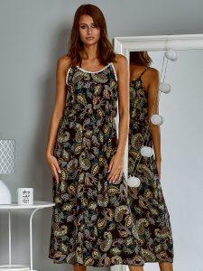 sukienki letnie na co dzień