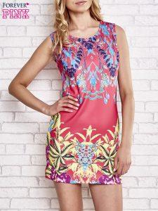 tanie zwiewne sukienki letnie