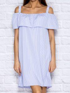 sukienki na ramiączkach na lato