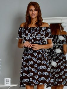 sukienki letnie do kolan