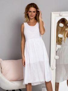 sukienki bawełniane na lato