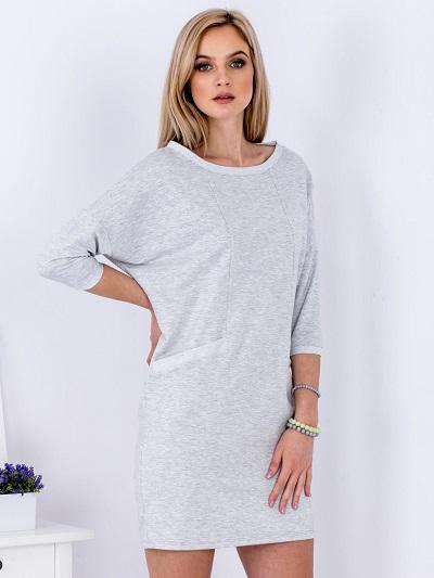 0f93248889 Sukienki dresowe – wygoda i dobry wygląd na co dzień - Styloholiczki