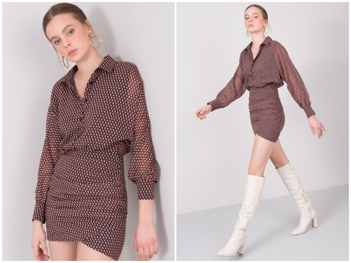 Modne sukienki na co dzień z ebutik.pl
